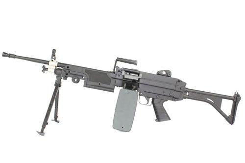 A&K フルメタル電動ガン M249 MKI 【A&KM249MKI】
