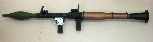 ミラベル産業 RPG-7 ロケットランチャー ASGK認可