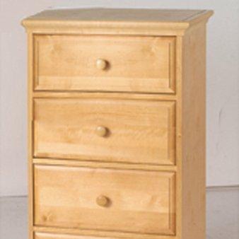 Image of Maxtrix Kids 4 1/2 Drawer Dresser (4 1/2 Drawer Dresser 4245 W)