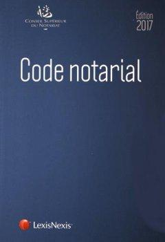 Livres Couvertures de Code notarial 2017