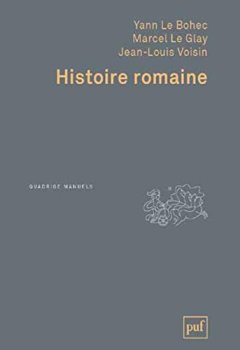 Livres Couvertures de Histoire romaine