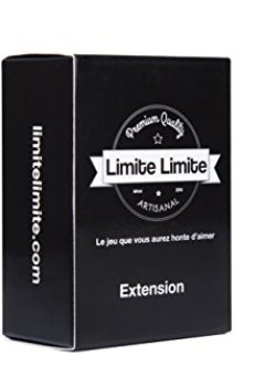 Livres Couvertures de Limite Limite Extension #1
