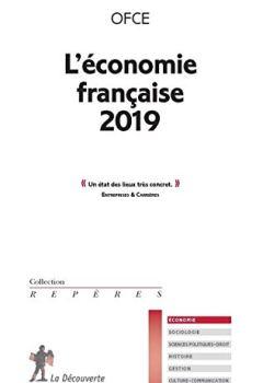 Livres Couvertures de L'économie française 2019