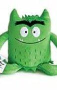 El monstruo de colores. Peluche verde
