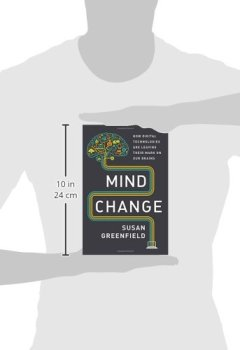 Livres Couvertures de Mind Change: How Digital Technologies Are Leaving Their Mark on Our Brains