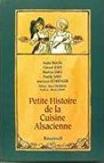 Petite histoire de la cuisine alsacienne
