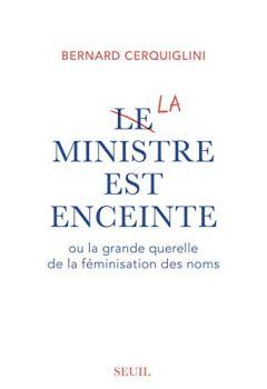 Livres Couvertures de Le Ministre est enceinte