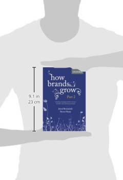 Livres Couvertures de How Brands Grow: Part 2: Emerging Markets, Services, Durables, New and Luxury Brands