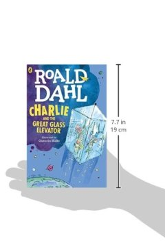 Livres Couvertures de Charlie and the Great Glass Elevator