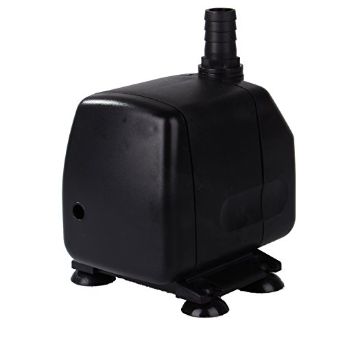 Uniclife Aquarium Air Pump, up to 10 Gallon, Silent Fish Tank Oxygen