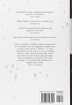 Livres Couvertures de His Dark Materials: Gift Edition including all three novels: Northern Light, The Subtle Knife and The Amber Spyglass.