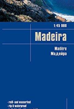 Livres Couvertures de Madère : 1/45 000