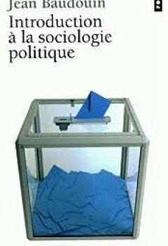 Livres Couvertures de Introduction à la sociologie politique