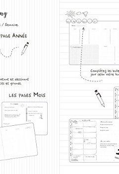 Livres Couvertures de Bullet Time: Agenda créatif à personnaliser