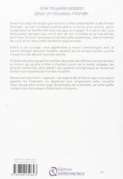 Livres Couvertures de Les Emanants - Reconnaître et accueillir les Esprits de la Nature