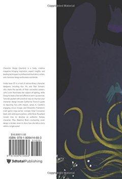 Livres Couvertures de Character Design Quarterly