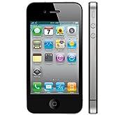 Apple iPhone 4  ブラック 【海外シムフリー!】アップル・アイフォン4 16GB