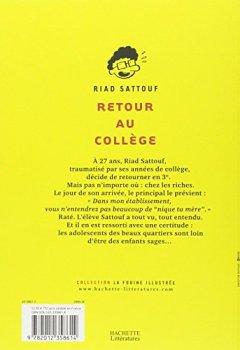 Livres Couvertures de Retour au collège