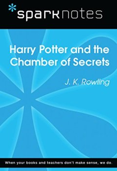 Abdeckungen Harry Potter and the Chamber of Secrets (SparkNotes Literature Guide) (SparkNotes Literature Guide Series)