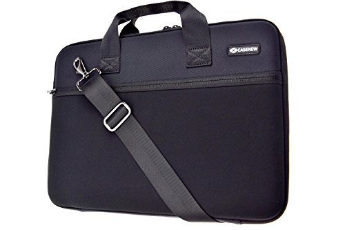Case-New-Hard-Carrying-Case-Laptop-Computer-Shoulder-Bag-Sleeve-Briefcase-for-133-Inch15-Inch-MacBook-AirMacbook-Pro-Black-and-Grey