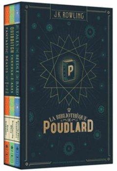 Livres Couvertures de La bibliothèque de Poudlard