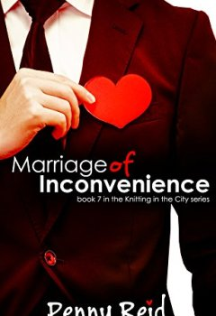 Livres Couvertures de Marriage of Inconvenience (Knitting in the City Book 7) (English Edition)