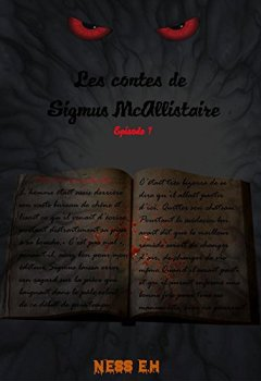 Livres Couvertures de Les Contes de Sigmus Mac Allistaire: Episode 1