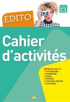 Livres Couvertures de Edito C1 (éd. 2018) - Cahier