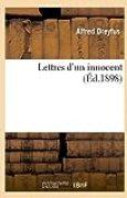 Lettres d'un innocent (Éd.1898)