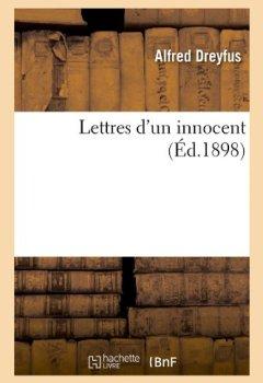 Livres Couvertures de Lettres d'un innocent (Éd.1898)