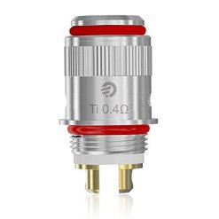 Joyetech-eGo-One-5-x-CL-Titan-Verdampfer-Kopf-Atomizer-Head-04-Ohm-Ti-5-er-Packung