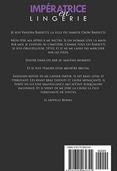 Livres Couvertures de Impératrice en Lingerie