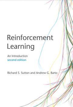 Livres Couvertures de Reinforcement Learning: An Introduction