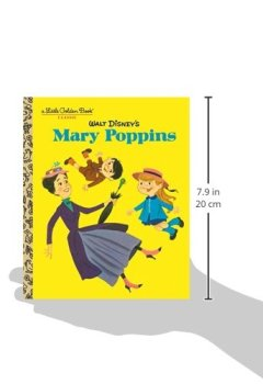 Livres Couvertures de Walt Disney's Mary Poppins (Disney Classics)