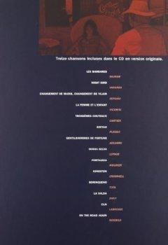 Livres Couvertures de Lavilliers, l'or des fous (Album BD et son CD)