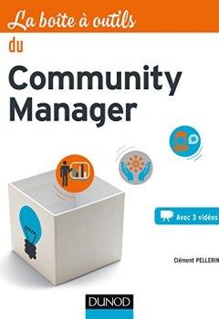 Livres Couvertures de La Boîte à outils du Community Manager