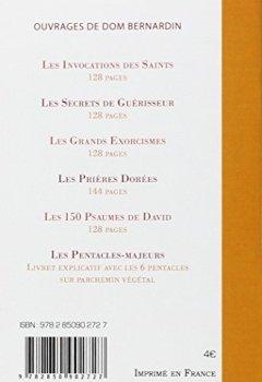 Livres Couvertures de La Clé des 150 psaumes de David
