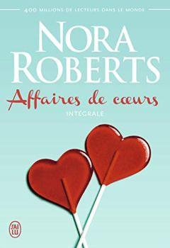 Livres Couvertures de Affaires de cœurs (Nora Roberts)