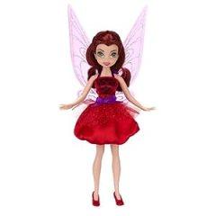 Disney Fairies Fashion Doll - Poppy Rosetta