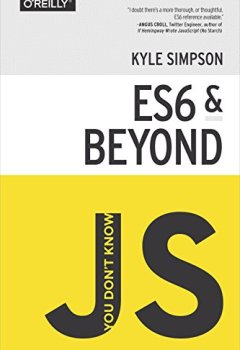 Livres Couvertures de You Don't Know JS: ES6 & Beyond
