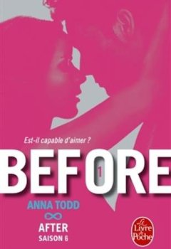 Livres Couvertures de Before (After, Tome 6)