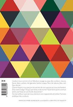 Livres Couvertures de Colorama: Imagier des nuances de couleurs