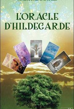 Livres Couvertures de L'Oracle d'Hildegarde - Livre + jeu