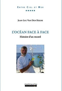 Livres Couvertures de L'Océan face à face: Histoire d'un record