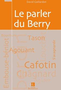 Livres Couvertures de Le Parler du Berry