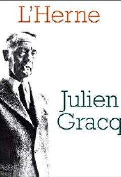 Livres Couvertures de L'Herne : Julien Gracq
