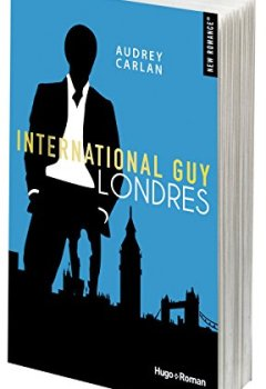 Livres Couvertures de International guy - tome 7 Londres