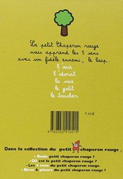 Livres Couvertures de 5 sens du petit chaperon rouge
