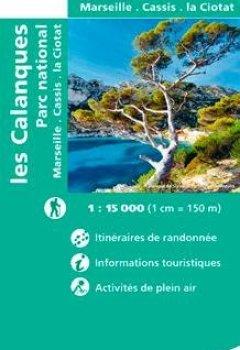 Livres Couvertures de LES CALANQUES-MARSEILLE/CASSIS
