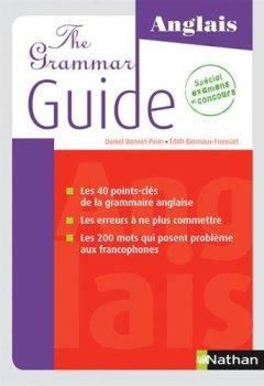 Livres Couvertures de The Grammar Guide